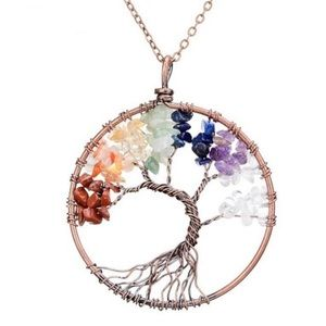 TREE Of LIFE NECKLACE NWT 🔥